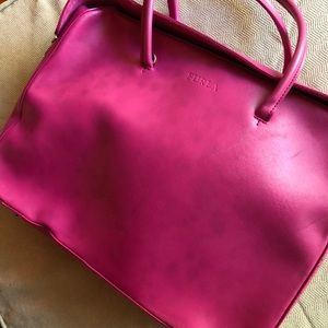 Vintage Furla box bag